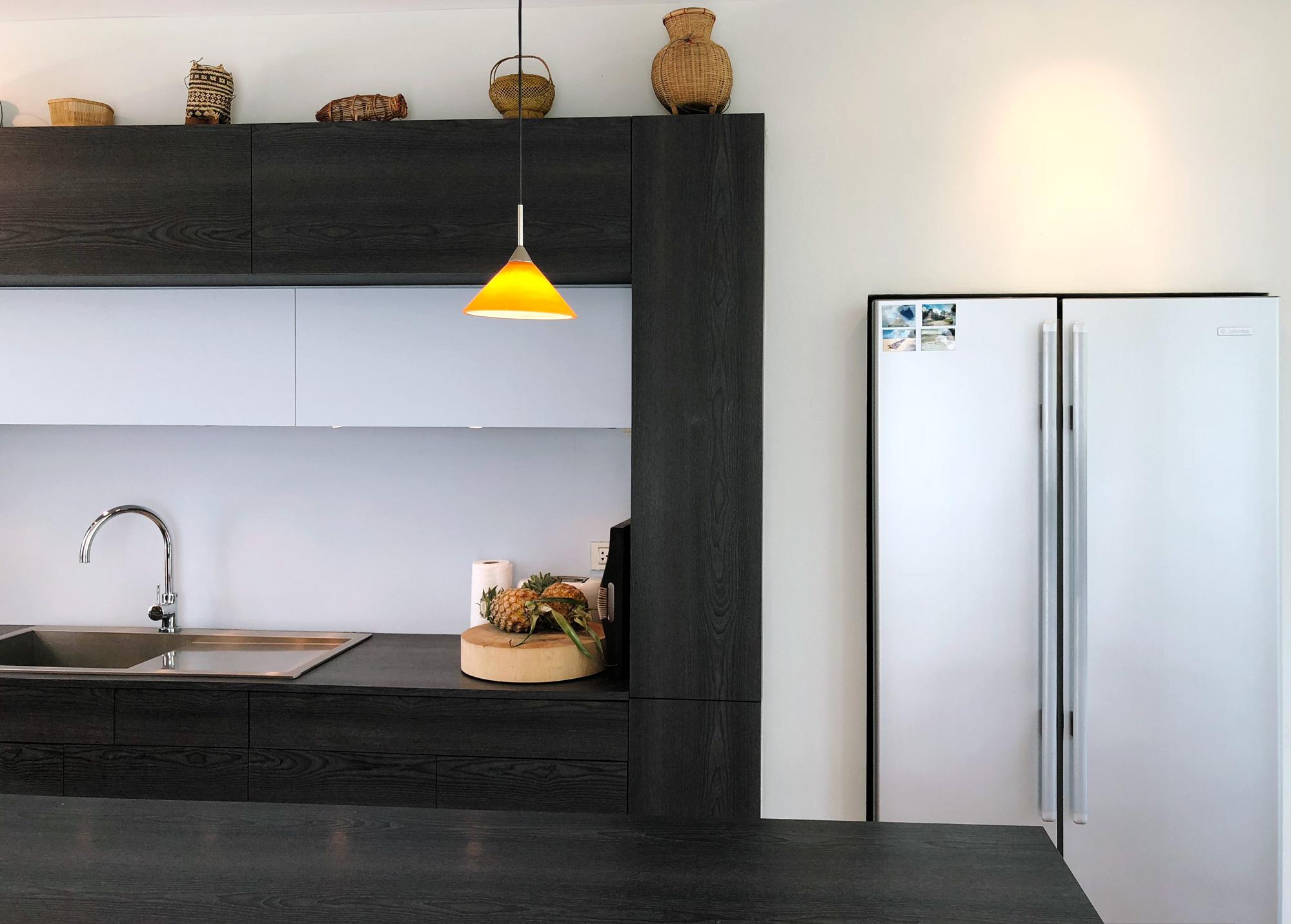 Kitchen and storage